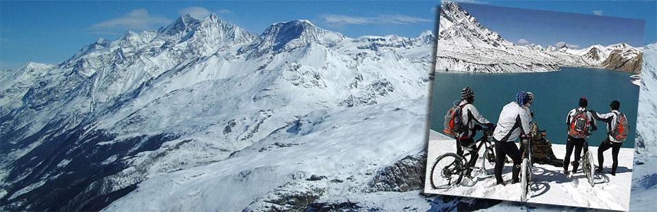 Alpine Teambuilding & Mountain Biking